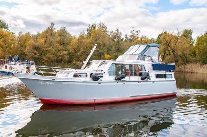 Yachtcharter an der Havel: Proficiat 1120 GL Albatros