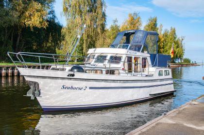 Motoryacht mieten an der Havel: Keser Hollandia 1000 - Seahorse 2