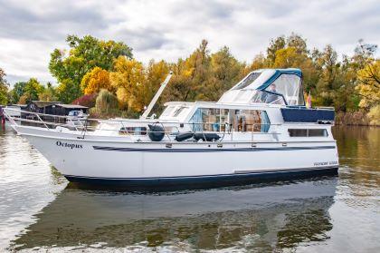 Bootsurlaub auf der Havel: Proficiat 1120 GL – Octopus