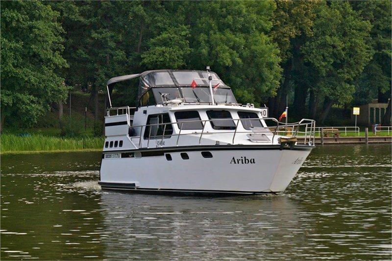Motoryacht in MV mieten - Success 1150 Ultra - Ariba