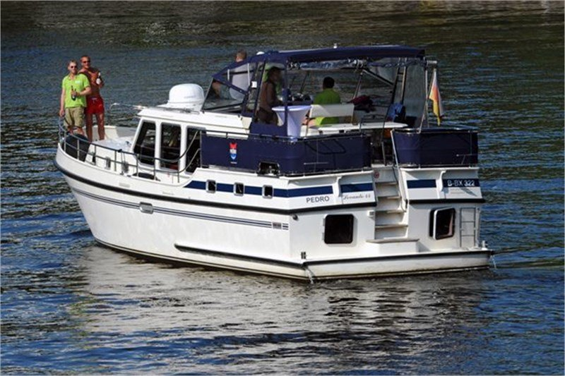 "Motoryacht ""Avalon"" - Pedro Levanto 4"