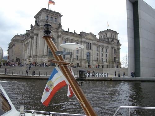 Törn-Bericht: Hausboot Tour von der Müritz nach Berlin