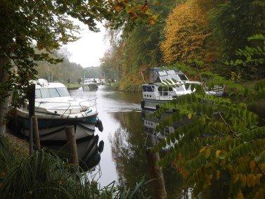 Bootsverleih an der Havel