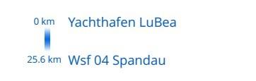 Buchholz - Berlin Tag 5, Yachthafen LuBea bis Wsf 04 Spandau