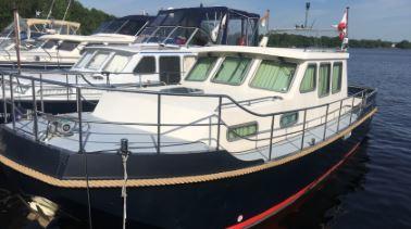 Motorboot mieten in Berlin - Wal Conavroegh Rob 900