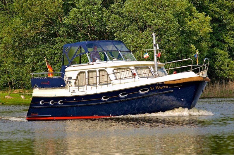 "Motoryacht ""El Hierro"" - Aquanaut Privilege 1250 AK"