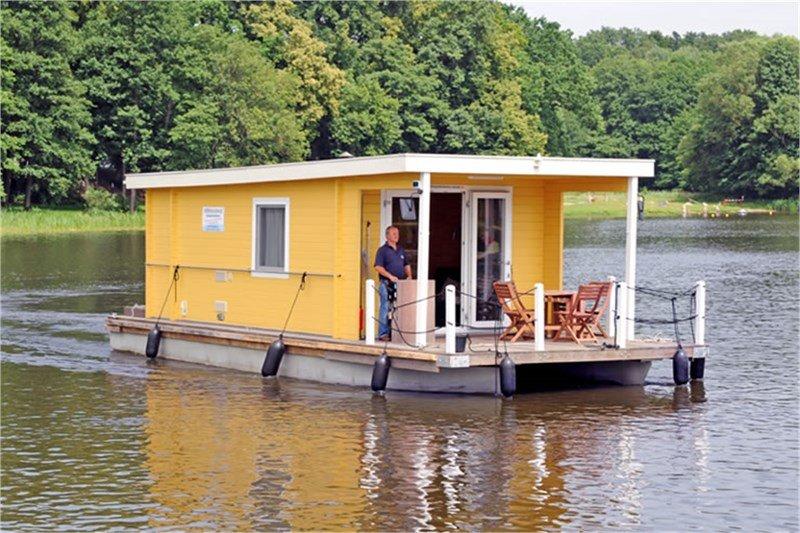 Bunbo Bootsverleih an der Havel: Erna H. - Bunbo 990D