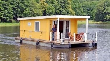 Hausboot Erna H. Bunbo 990D