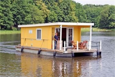 Bunbo Hausboot mieten: Erna H.