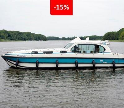 Nicols Hausboot Fleesensee