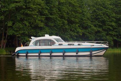 Bootscharter in Brandenburg und MV: Fleesensee - Nicols Estivale Octo
