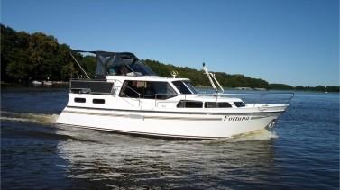 Motorboot für Ferien auf dem Wasser: Fortuna - Boarncruiser
