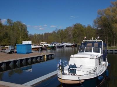 Hafen Mildenberg an der Havel