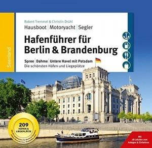 Wassersportbuch: Hafenführer für Hausboote – Berlin & Brandenburg