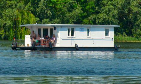 Hausboot Riverlodge