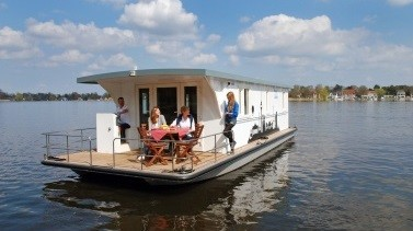 Heike Riverlodge Hausboot H2Home