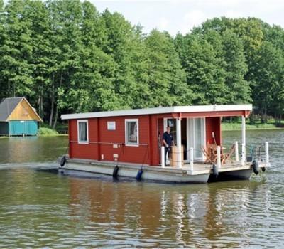 Bunbo Hausboot Tante Inge Aussenansicht
