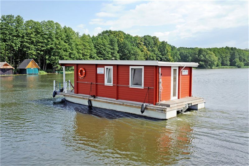 Hausboot mieten in Berlin & Brandenburg: Tante Inge - Bunbo 1160