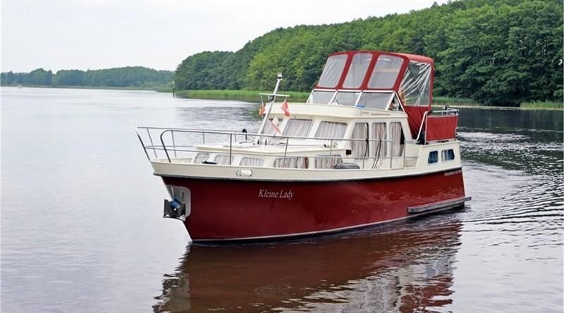 Günstige Yacht mieten für Bootsurlaub - Keser Hollandia 1000 Twin - Kleine Lady