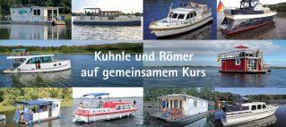 Kuhnle Tours und Yachtcharter Römer auf gemeinsamem Kurs