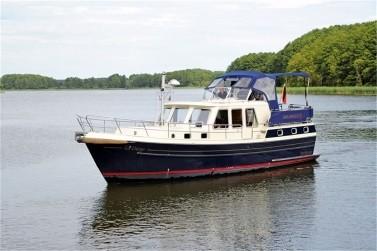 Bootsurlaub in MV buchen: La Diege - Aquanaut Drifter 1250