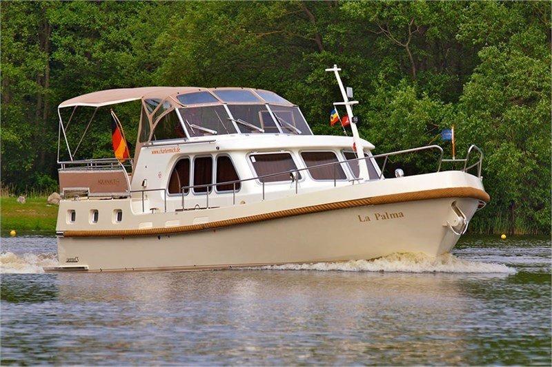 "Motoryacht ""La Palma"" - Aquanaut Drifter CS 1300 AK"