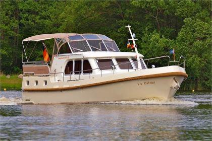 Havel Hausboot für Bootsferien chartern: La Palma - Aquanaut Drifter CS 1300