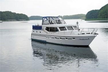 "Motoryacht ""Little Seahorse"" - Renal 45"