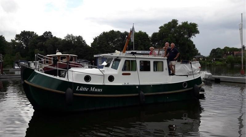 Yacht chartern auf Müritz und Havel - Jolly Dutchman - Lütte Muus