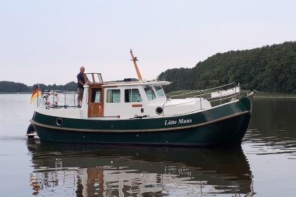 Boot mieten an der Müritz: Lütte Muus - Jolly Dutchman