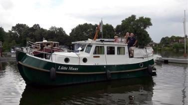 Yacht mieten an der Müritz: Lütte Muus Jolly Dutchman