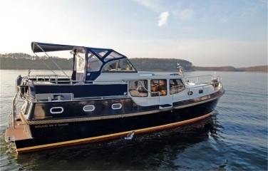 Yacht in Mecklenburg chartern - Gruno 38 Classic S - My Judda