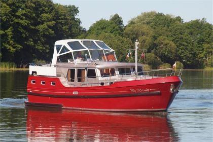 Charterferien in MV buchen: My Melody – Babro Beluga