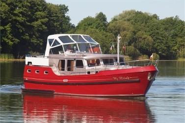 Charterferien in MV buchen: My Melody - Babro Beluga 1250 AK