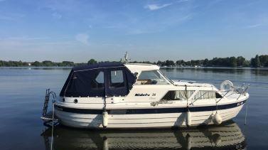 Nidelv 26 Classic - Motorboot mieten in Berlin