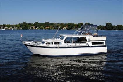 Motorboot für Bootsurlaub an der Müritz: Octopus - Proficiat 1120 GL