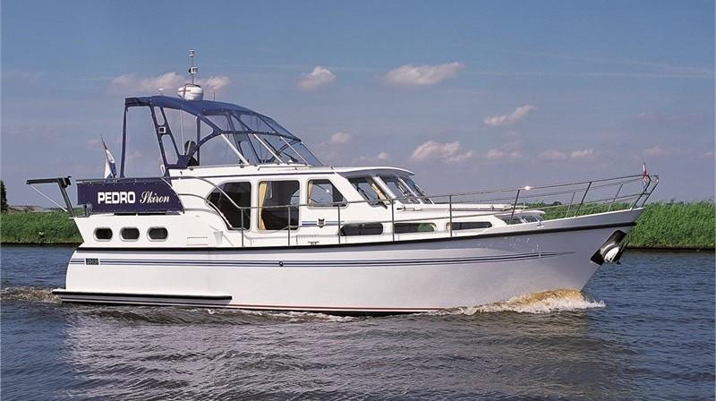 Motorboot an der Müritz mieten - Pedro Skiron 35 - Poseidon
