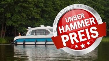 Ein Preisbrecher-Boot buchen für einen günstigen Bootsurlaub