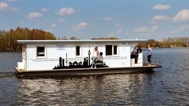 Hausboot an der Müritz mieten: Sabine - Riverlodge H2Home