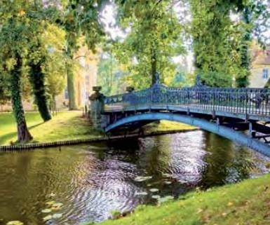 Schlossbrücke Mirow