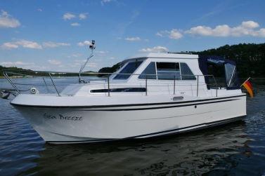 Motorboot mieten führerscheinfrei: Sea Breeze - Aquila 900 Open