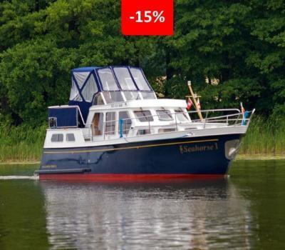 Motoryacht Seahorse 1