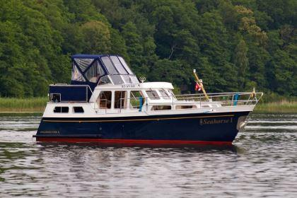 Boot chartern in MV an der Müritz: Seahorse 1 - Keser Hollandia 1000 S