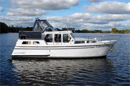 Motoryacht mieten an der Müritz: Seahorse 2 - Keser Hollandia 1000 S