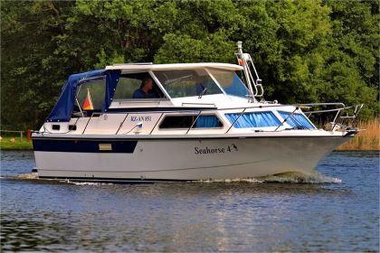 Führerscheinfreie Yacht mieten in MV: Seahorse 4 - Marco 860 AK