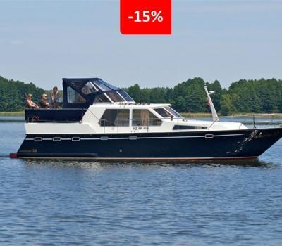 Motoryacht Seahorse 5