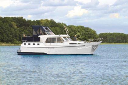 Yachturlaub an der Müritz buchen: Seute Deern - Hollandia 1200
