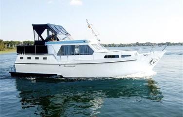 Yacht in Mecklenburg mieten - Hollandia 1200 - Seute Deern