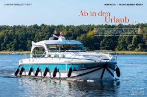 Skipper-2020-12 Charteboot-Test: Nicols Estivale Octo Wannsee