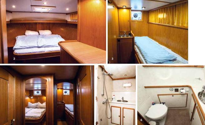 Skipper-2021-06 Inneneinrichtung